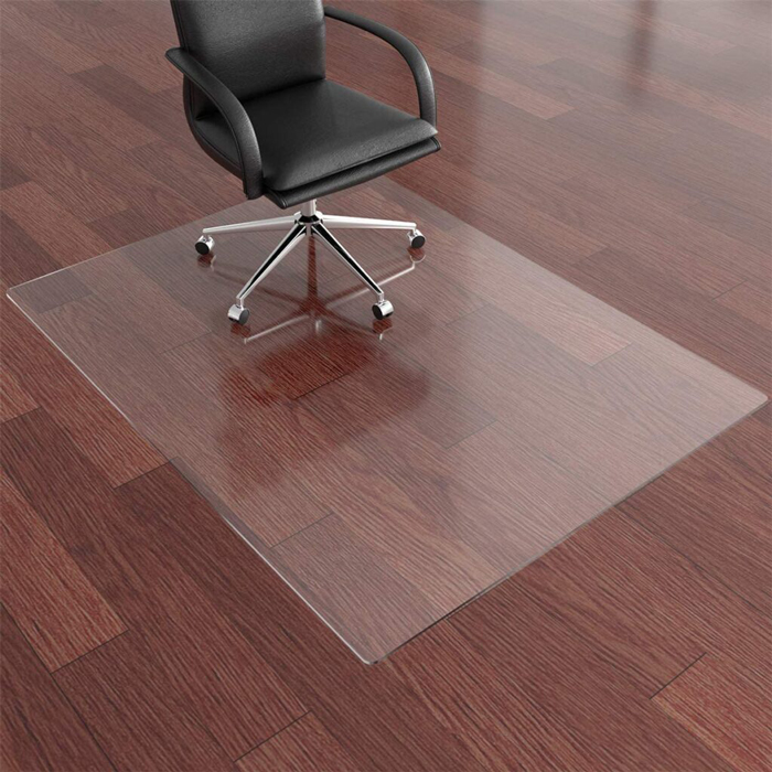 Are Tempered Glass Chair Mats Safe