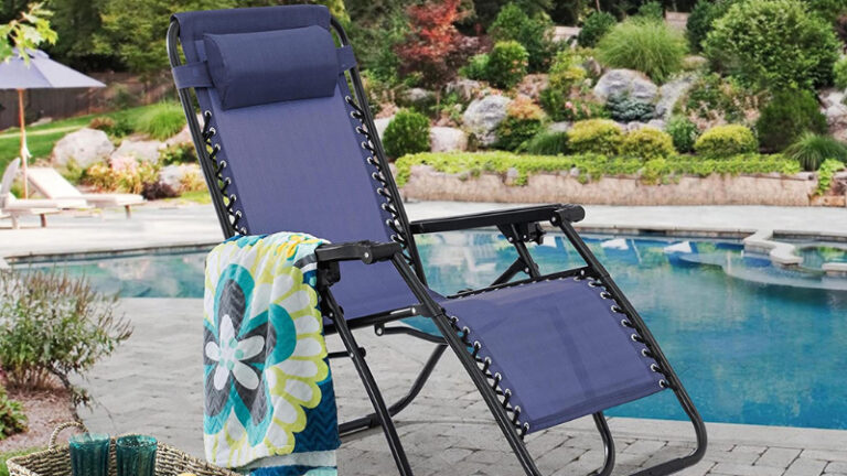 Best Zero Gravity Chair for Back Pain