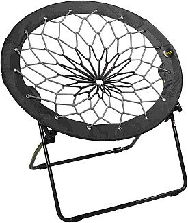 Bunjo Bungee Dish Chair For Dorm Room