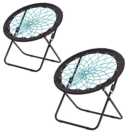 CampLand Folding Bungee Chairs