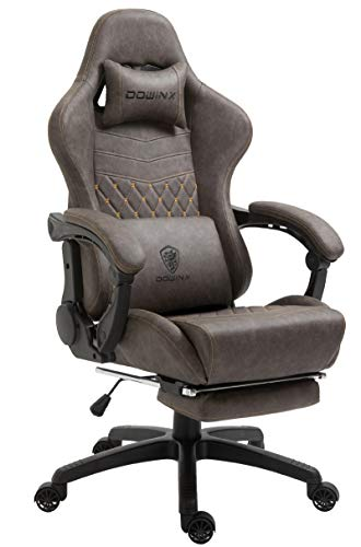 Downix Gaming and Office Vintage Style Chair