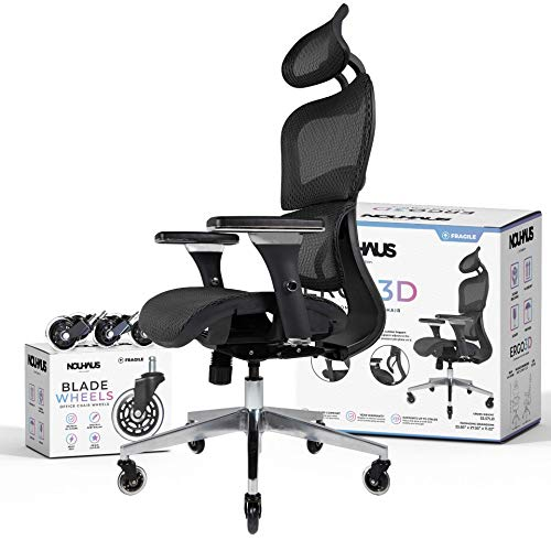 NOUHAUS Office chairs for Scoliosis