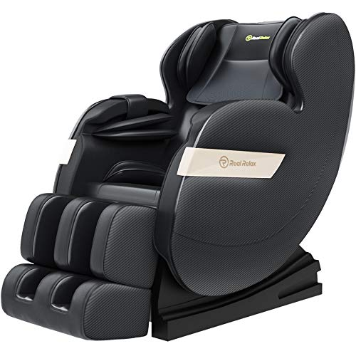 Real Relax Massage Chair with Foot Roller Shiatsu