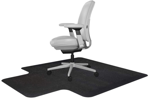 Resilia Office Chair Mat with Lip