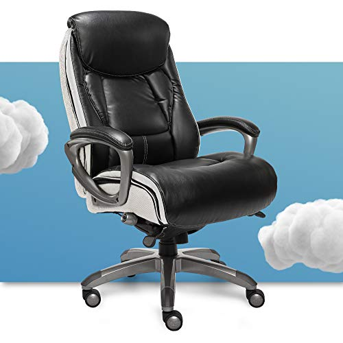 Serta 44942 Executive Office Chair With Smart Layers Technology