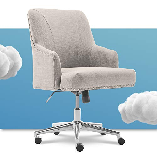 Serta Leighton Home Office Chair With Memory Foam