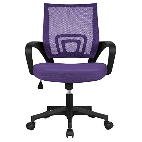 YAHEETECH Office Chair for Scoliosis